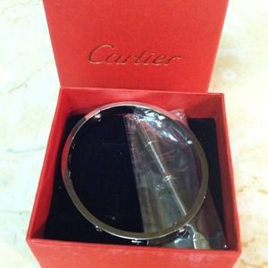 Jewelry - Cartier inspired LOVE BRACELET