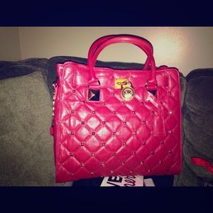 Michael Kors Hamilton large bag!!