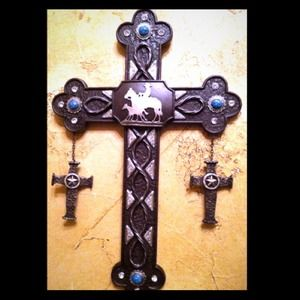 Other - ✨Western Wall Cross ✨NEW IN BOX!
