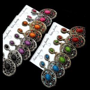 Jewelry - 💙Colored Stone Earrings $4.00 each💙