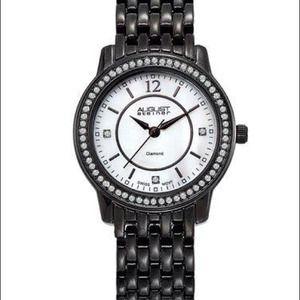 Accessories - August Steiner quart Swiss watch
