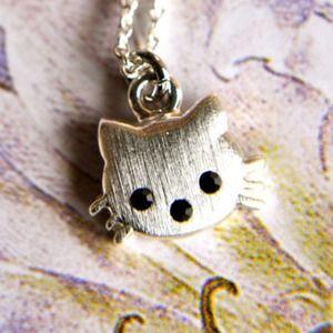 Kitty Kitty Cat Necklace