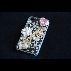 iPhone, Samsung bling phone case