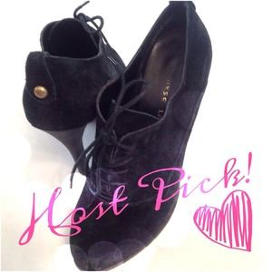 🎀HOST PICK! 🎉🎊 Chinese  Laundry suede  booties