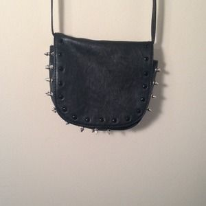 Brand New Spiked Bag