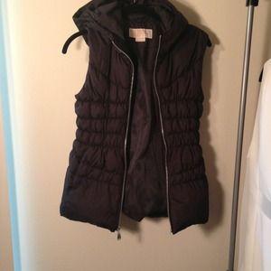 New - Michael Michael Kors Down Puffer Vest