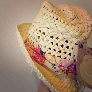 NWT Nordstroms Fedora hat