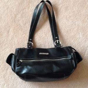 Rosetti black purse