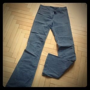 Jeans by Armani Jeans, light fabric.