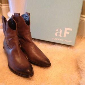 Alberto Fermani Shoes - Brand New Luxury Cowboy Boots