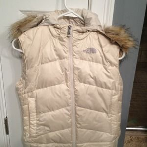 North Face Vest price reduced!