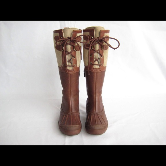 544dbf9fa2a Belcloud Winter Boots Shoes Poshmark Sale Leather Ugg qTC6OwC