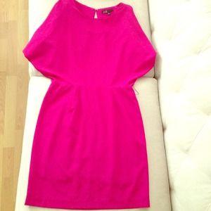 Sleeveless Open Back Dress W/ Sash