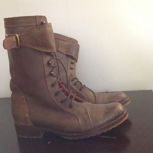 La Martina boots for sale