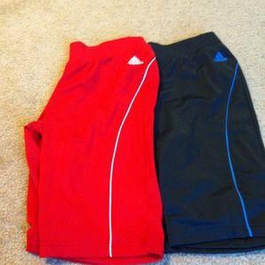 Bundle of 2 workout shorts