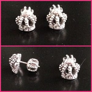 JUICY COUTURE STUD EARRINGS