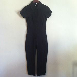 H&M Dresses & Skirts - Black H&M Jumpsuit