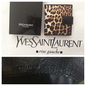 Host Pick  YSL Wallet