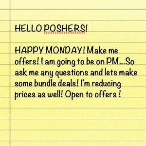 Let's negotiate bundle and make some deals :)