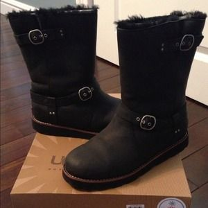 81 Off Ugg Shoes Ugh Waterproof Event White Snow Boots