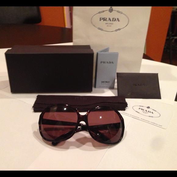 af8b799d04f Authentic Prada SPR 21i Sunglasses. M 513572d54b6665177a00e78f. Other  Accessories ...