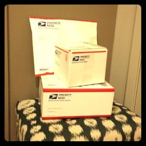 Packages are going out tomorrow! YAY