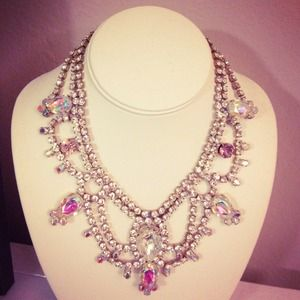 Vintage Rhinestone Necklaces
