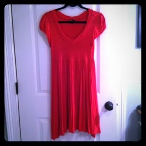 Forever21 dress. Size L. Bright magenta.