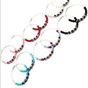 Jewelry - Earring hoops.
