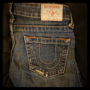 True Religion Denim - True Religion brand ❤❤❤ skinny / boot cut jeans