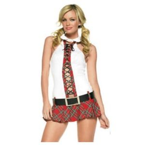 Dresses & Skirts - Halloween Costume School Girl