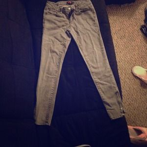Grey jean from Forever21