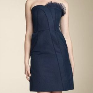 Marc by Marc Jacobs Kitty Strapless Dress