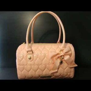 """Handbags - 📛SOLD📛 Betsey Johnson """"speedy"""" handbag"""