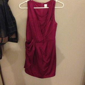 Dresses & Skirts - C Luce Fuchsia Dress