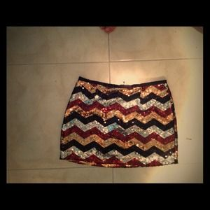 Dresses & Skirts - Sequin skirt