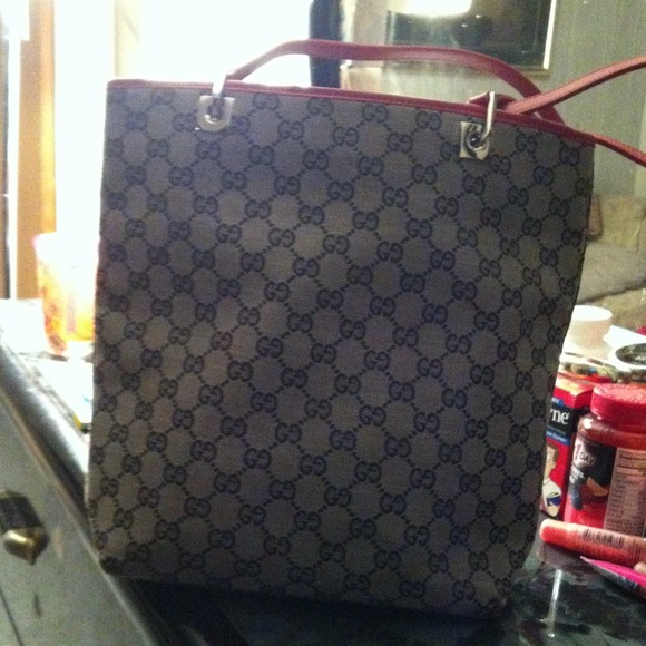 715ae0370f824d Gucci Bags | Price Reducedauthentic Vintage Tote Bag | Poshmark