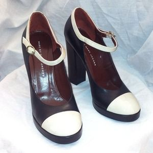 Authentic Marc by Marc Jacobs Mary Jane heels