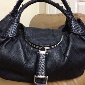 4b4afc464616 FENDI Bags | Nfsauthentic Large Spy Bag | Poshmark