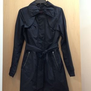 Just Reduced Cole Hann Black Coat