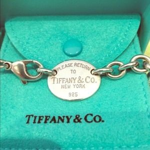 Tiffany & Co. Dog Tag Necklace