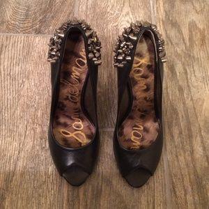 de051c2b99d60a Sam Edelman Shoes - Black Stud Sam Edelman Lorrissa Lorissa Leather