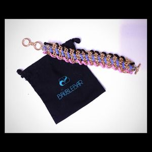 Baublebar Multicolor Chunk Bracelet
