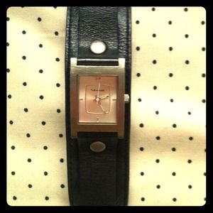vestal Accessories - Black Vestal watch