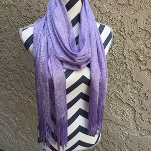 Accessories - Beautiful Lavender Color Scarf💐