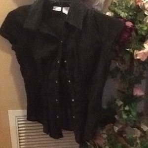 No Boundries Tops - Reduced******Black top