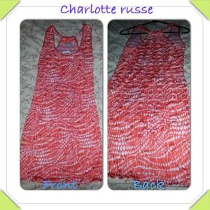 ChArlotte Russe Sundress in small.BNWT