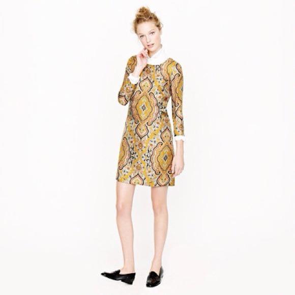 J. Crew Dresses & Skirts - SOLD🎀J Crew Jules dress in Italian Paisley