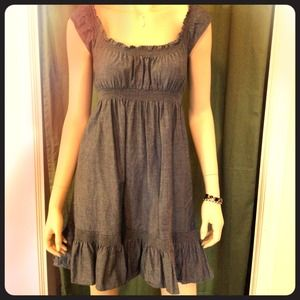 Ann Taylor Denim - Ann Taylor LOFT dress