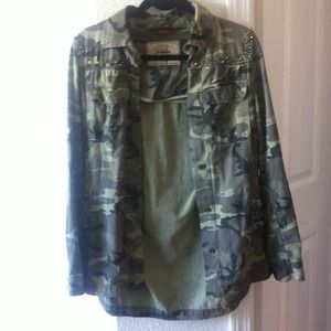 ✨Host Pick!✨Zara Army Jacket